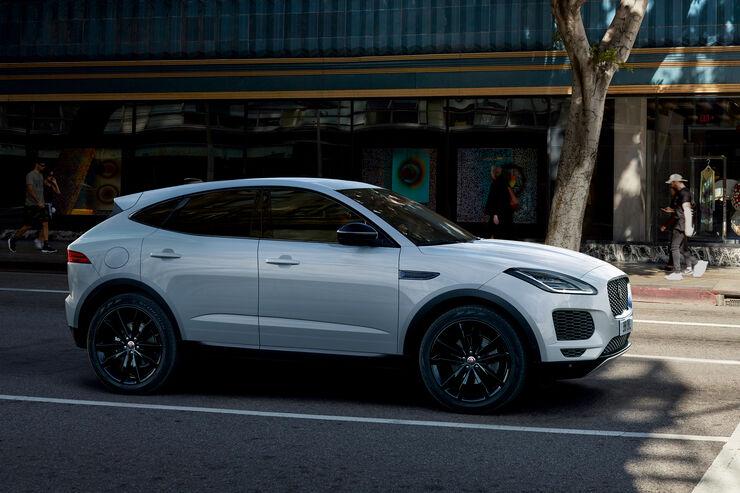 Jaguar Firmenporträt 2020