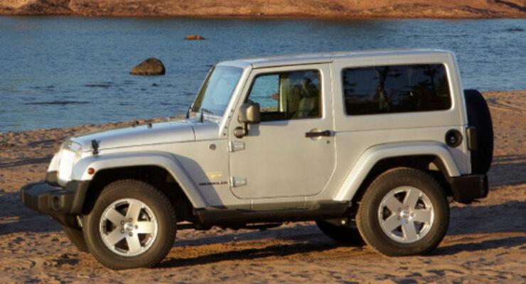Jeep Wrangler bekommt neuen Diesel