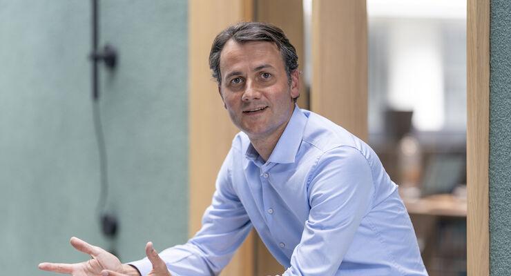 Jonas Wagner, Berylls Strategy Advisors GmbH