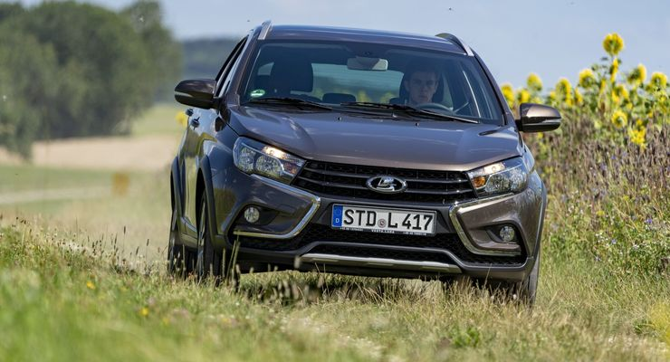 Lada Vesta SW Cross Luxus 2018