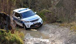 Land Rover, Discovery, Bundespolizei, offroad, gelände,