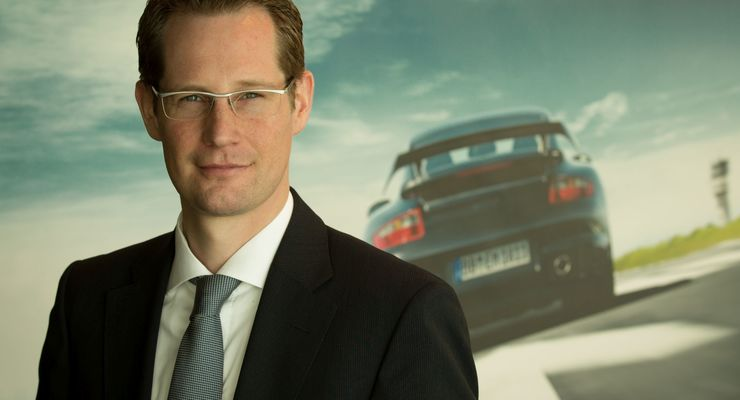 Marc Rieß, COO Porsche Financial Services
