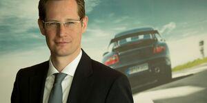 Marc Rieß, COO Porsche Financial Services