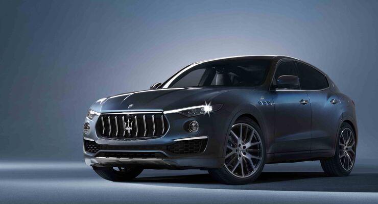 Maserati Levante Hybrid GT 2021