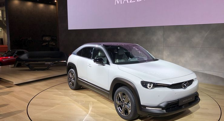 Mazda MX-30 2020