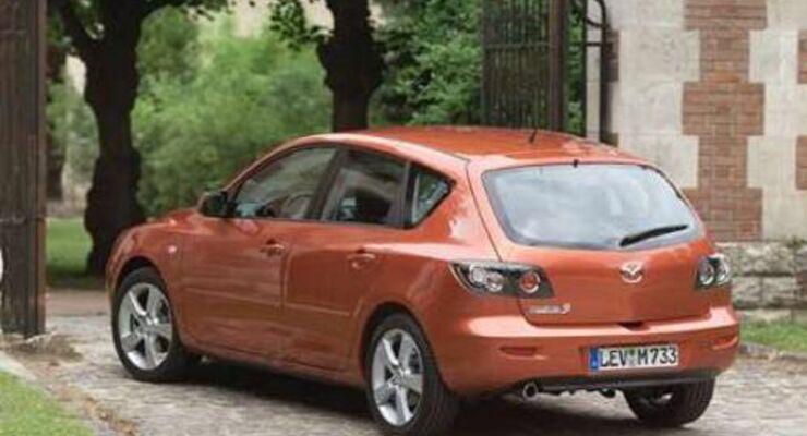 Mazda: Rückruf wegen Dieselpartikelfilter