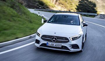 Mercedes A 180 d 2018