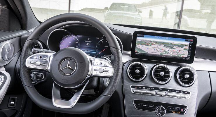 Mercedes Benz C-Klasse 2019