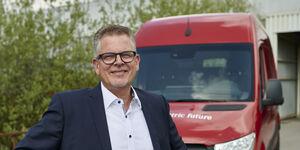 Mercedes-Benz Vans Vertrieb Deutschland und Region Europa bilden eine neue Vertriebsregion unter Gesamtverantwortung von Steffen Lucas  Mercedes-Benz Vans Sales Germany and Europe will form a new sales region under the overall responsibility of Steffen Luc