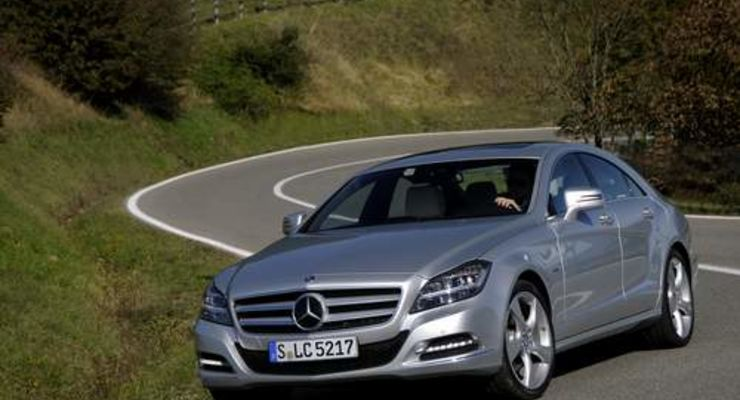 Mercedes-Benz auf dem Weg zu Rekordabsatz
