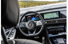Mercedes EQC, 2019, Elektroauto, E-Auto, innenraum, cockpit,