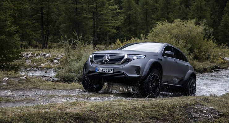 Mercedes EQC 2020