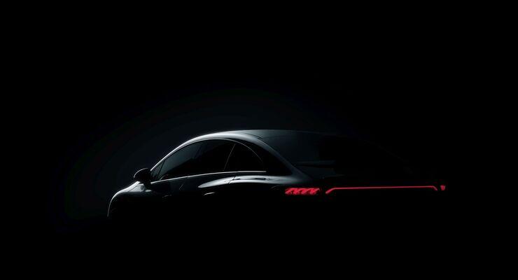 Mercedes EQE 2021