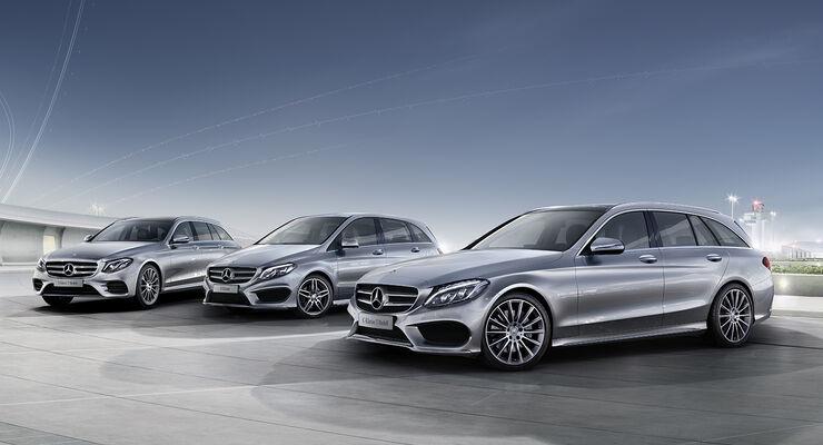 Mercedes Firmenporträt