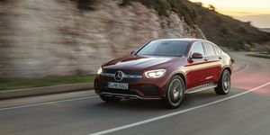 Mercedes GLC Coupé 2019