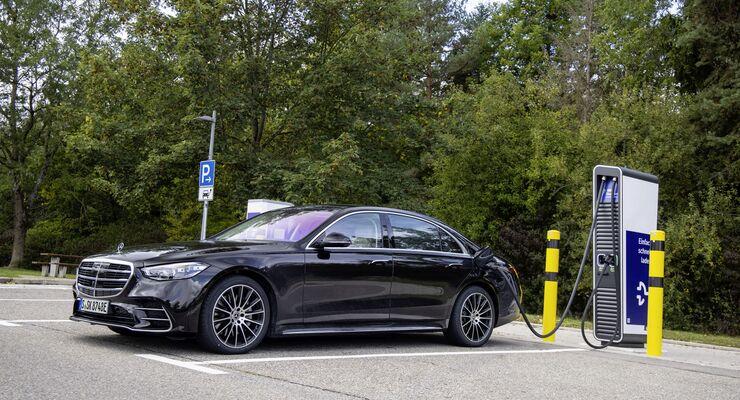 Mercedes S-Klasse PHEV 2021