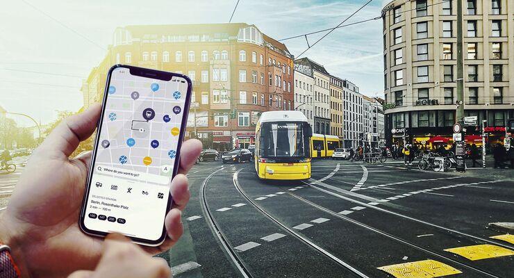 Mobilität 2021
