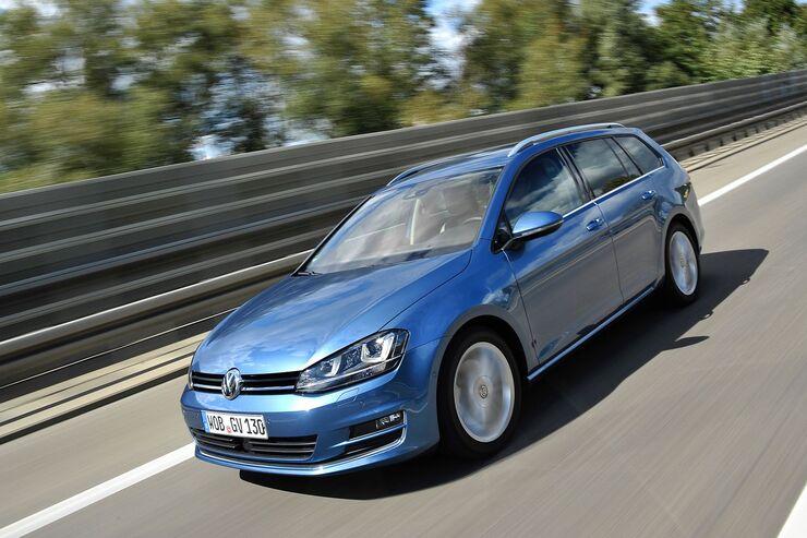 Modellcheck VW Golf Variant