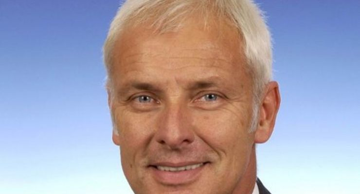 Müller wird neuer Porsche-Chef
