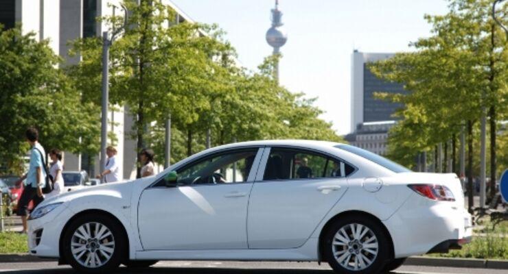 Neue Motoren von Mazda