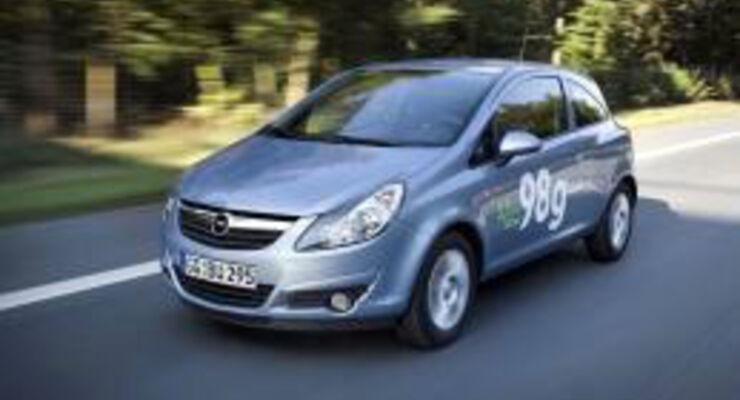 Neuer Opel Corsa 1.3 CDTI ecoFLEX