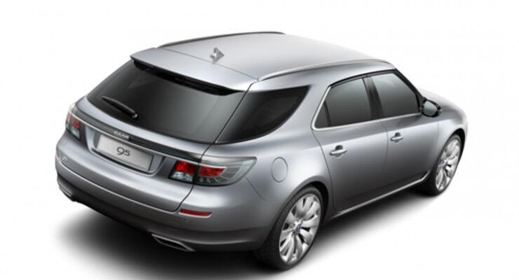 Neuer Saab 9-5 Sport Combi