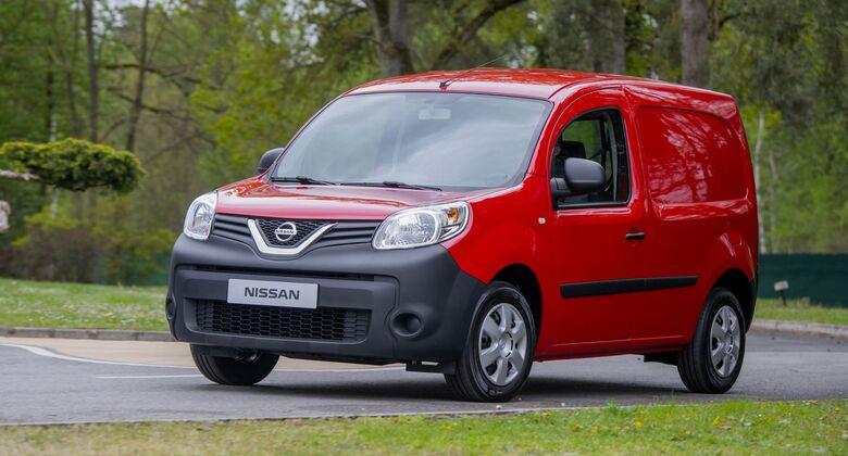 Nissan NV250 2020