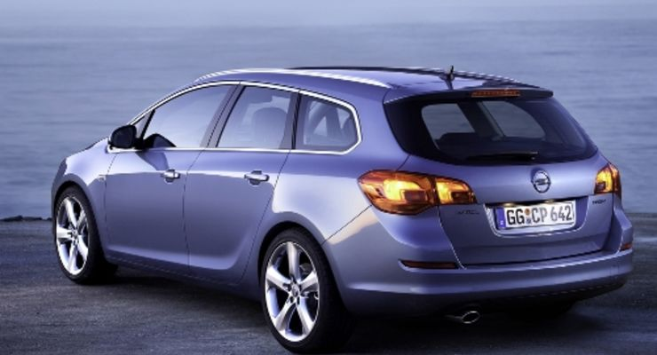 Opel Astra Kombi ab 18.000 Euro