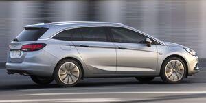 Opel Astra Sports Tourer 1.6 D 2015