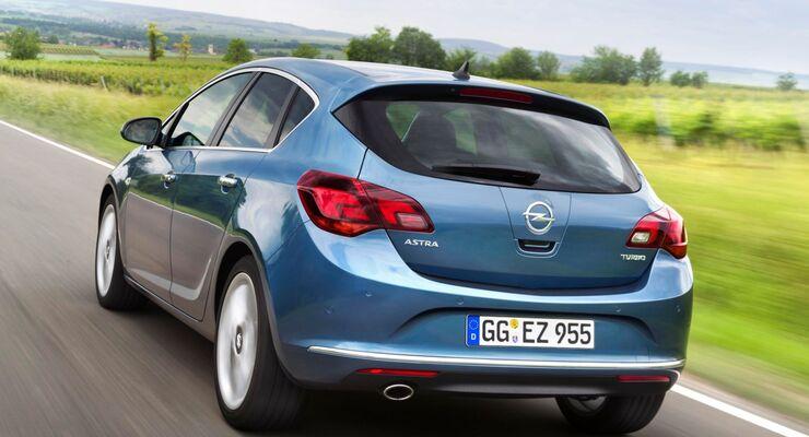 Opel Astra Turbo
