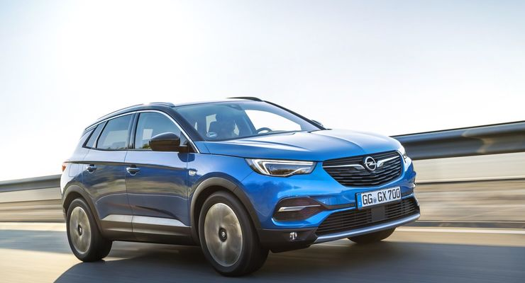 opel grandland x plug in hybrid opels erster. Black Bedroom Furniture Sets. Home Design Ideas