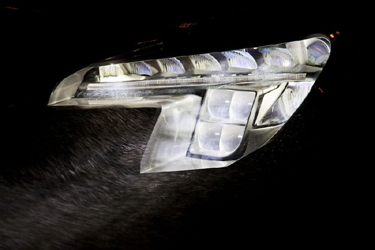 Opel LED-Matrixlicht