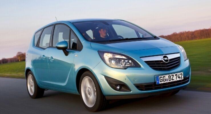 Opel gibt lebenslange Garantie auf Neuwagen