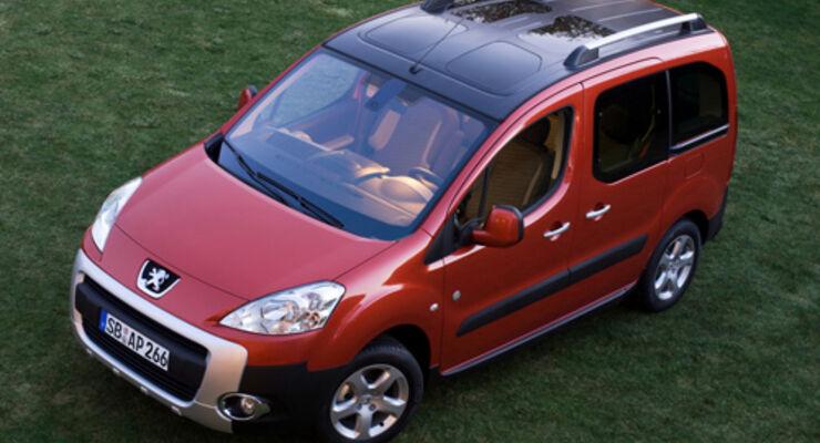 Peugeot Familientage