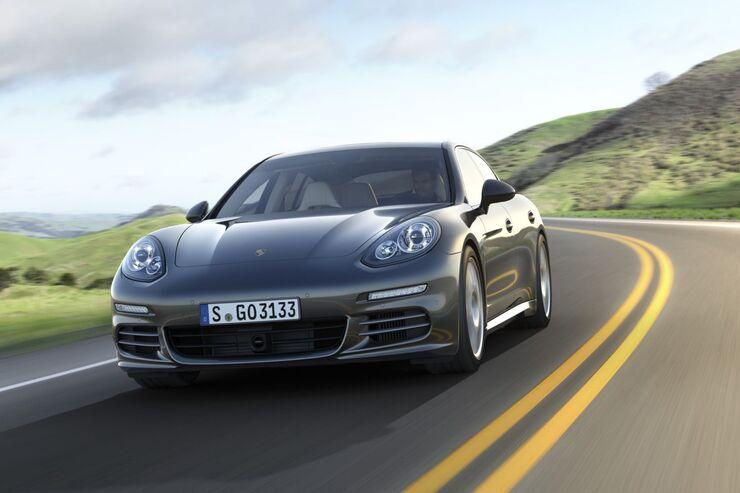 Porsche, Panamera, Facelift, 2013
