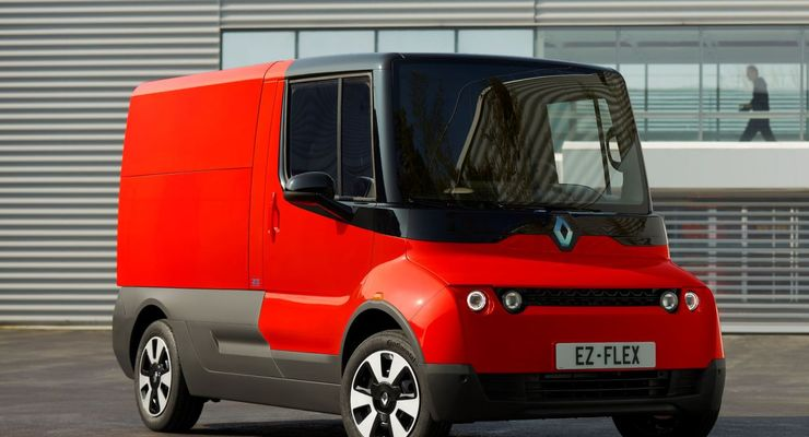 Renault EZ-Flex 2019