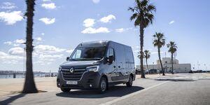Renault Master Facelift 2019