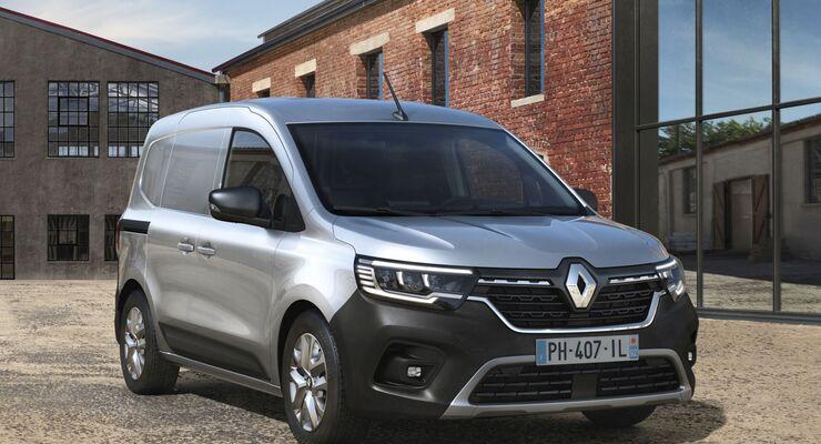 Renault Transporter 2021