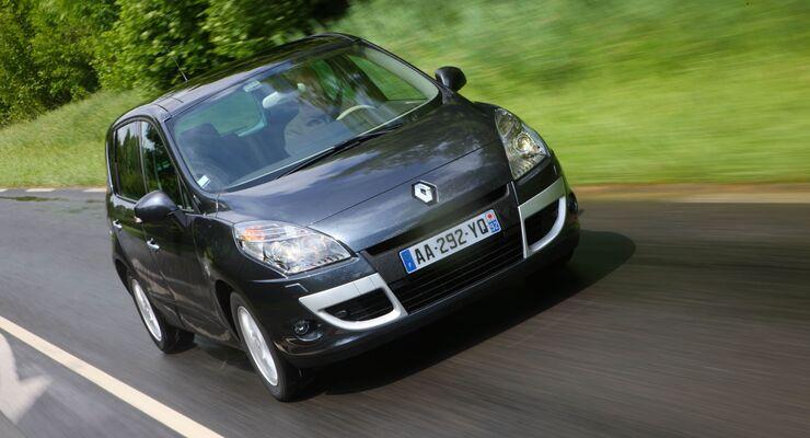 Renault präsentiert den neuen Scénic