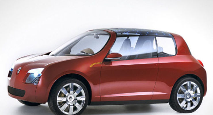 Renaults Elektroauto kommt 2012
