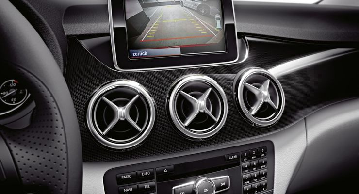 Rückfahrkamera Daimler 2018