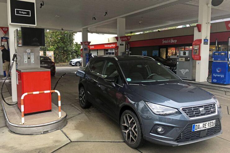 Seat Arona 1.0 TGI Erdgas 2018