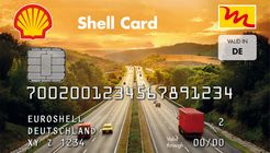 Shell Multi Card, tankkarte