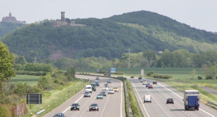 Straßenverkehr kostet 38 Milliarden Euro