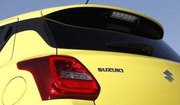 Suzuki Swift Sport 2018, Dachspoiler