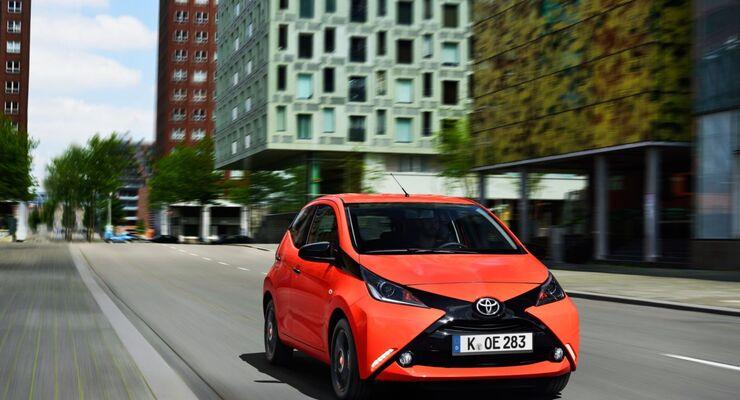 Toyota, Aygo 2014