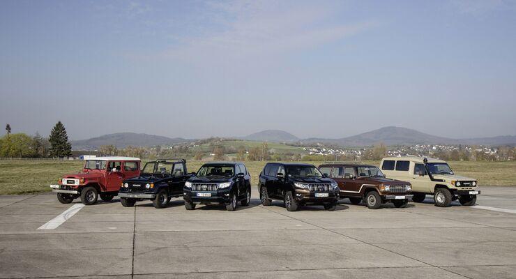 Toyota Land Cruser 2018