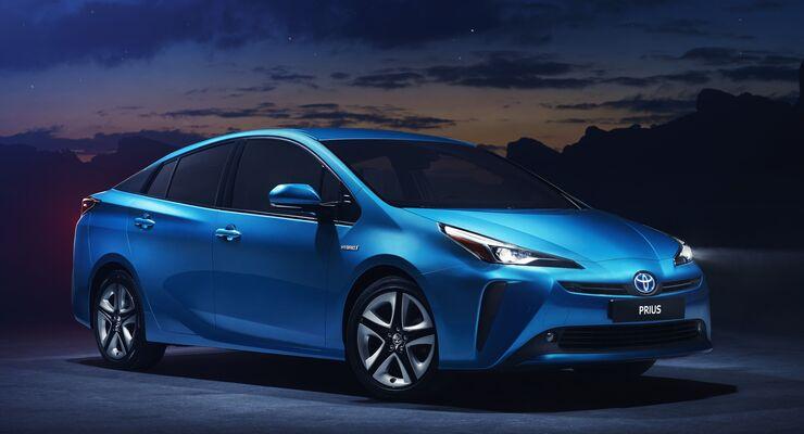 Toyota Prius III Facelift 2019