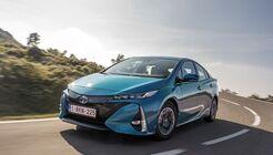 Toyota Prius Plug-in Hybrid MJ 2017