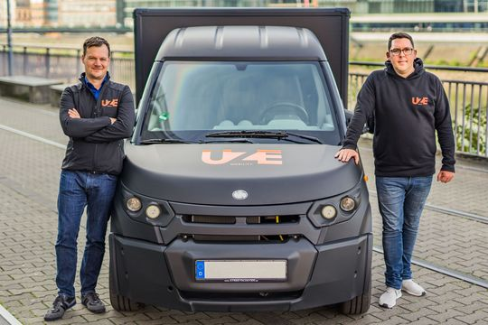 UZE_Streetscooter, UZE Mobility